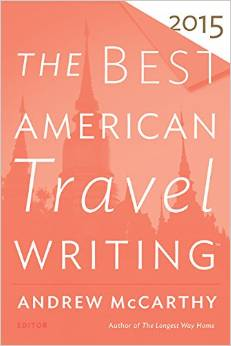 Best American Travel Writing 2015