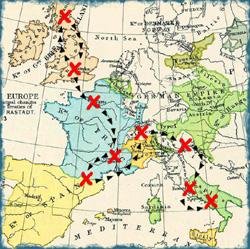 the grand tour of europe essay